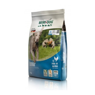 BEWI DOG Junior - rich in poultry-25kg