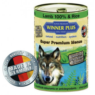 Winner plus, Lamb-Rice 100%
