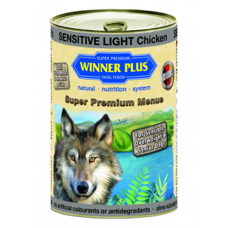 Winner Plus Sensitive LIGHT Chicken