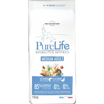 Flatazor PURE LIFE adult medium (super premium), 12kg